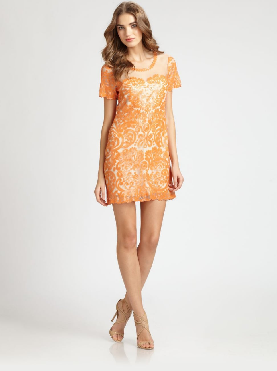 Cocktail Dresses Neednt Be In Exclusively Dark Shades