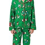 Charlie Brown Christmas PJs For Boys