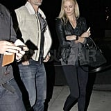 Charlize Theron Follows Up Her Oscars Afterparty Fun With a Night Out