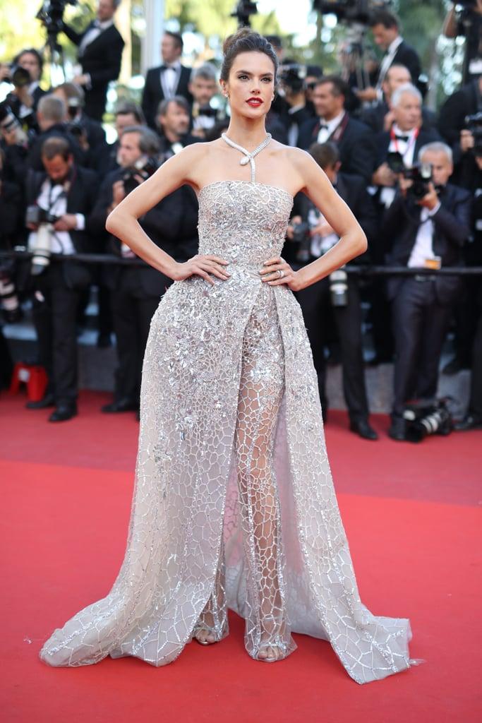 Alessandra Ambrosio at the 2016 Cannes Film Festival