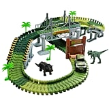 For 4-Year-Olds: Lydaz Race Track Dinosaur World