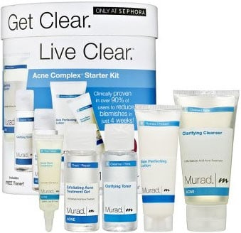 Wednesday Giveaway! Win a Murad Acne Complex Starter Kit
