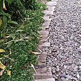 Wooden Path in Yard