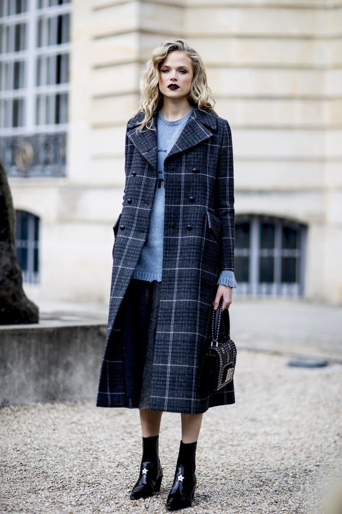 Paris Fashion Week Street Style Fall 2018 Popsugar