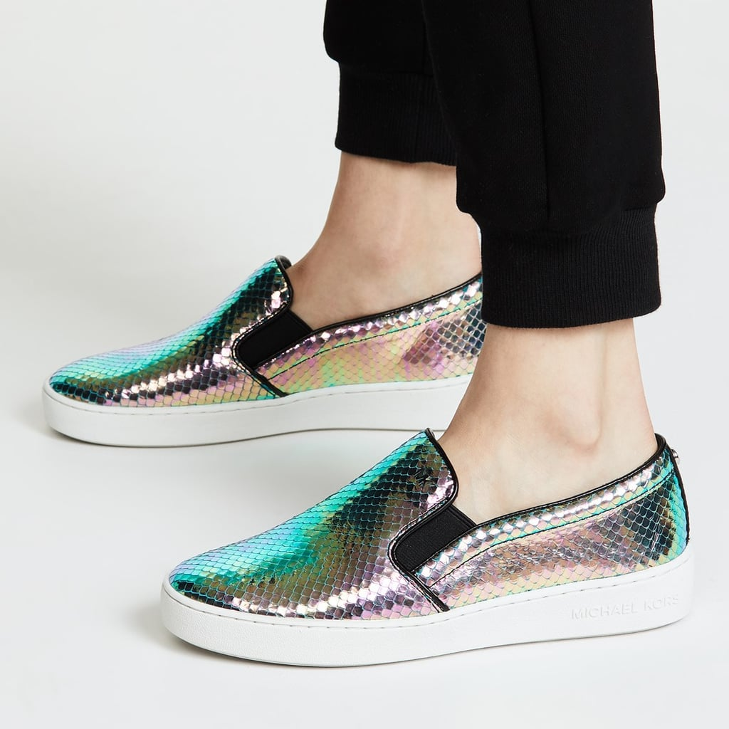 Iridescent Michael Kors Sneakers 2018