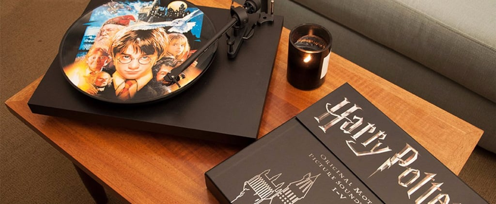 You'll Want to Drop All of Your Galleons on These Gorgeous Harry Potter Vinyl Soundtracks