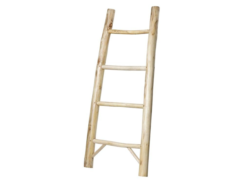 Decorative Wood Ladder 60