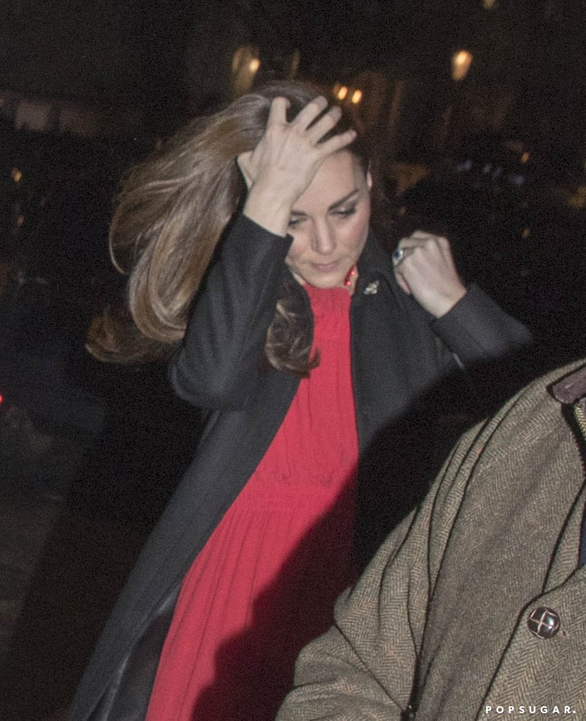 Carole Middleton celebrated her 64th birthday surrounded by her loved ones! On Thursday, Kate Middleton was spotted arriving at sister Pippa's house in London for her mum's birthday bash. Kate looked gorgeous in a striking red dress, and if it looks familiar, it's because she previously wore it to a garden party in Berlin back in 2017. The festivities also brought out Kate's brother, James, and her father, Michael, who was seen carrying presents and flowers for his wife. Missing from the fun, though, was Prince William, who was busy hosting an investiture ceremony on behalf of Queen Elizabeth II at Buckingham Palace.  Earlier this week, it was announced that Will and Kate will be attending the BAFTA Awards in London on Feb. 10. So if you're bummed that you didn't get to see them together this time around, you won't have to wait very long until you do.