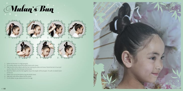 15 Best New Princess Hairstyles: Disney Hairstyle Tutorials