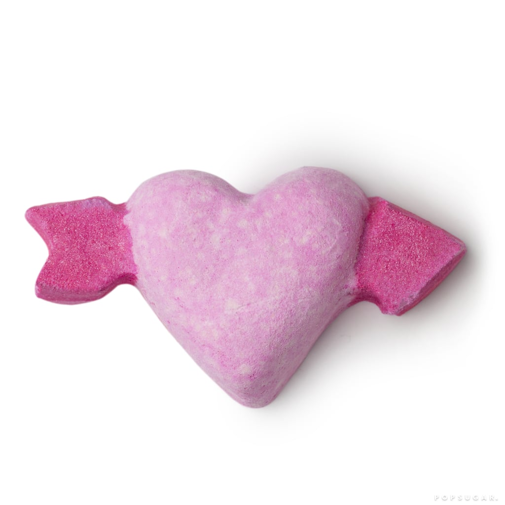Lush Cupid Bath Bomb
