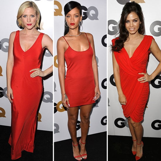 Just in time for the holidays, check out the celebrity-approved ways to wear a red dress.