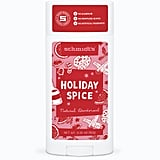 Schmidt's Natural Deodorant in Holiday Spice