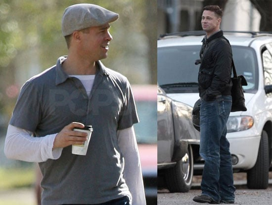 Don't Mess With Hot Brad Pitt in Texas