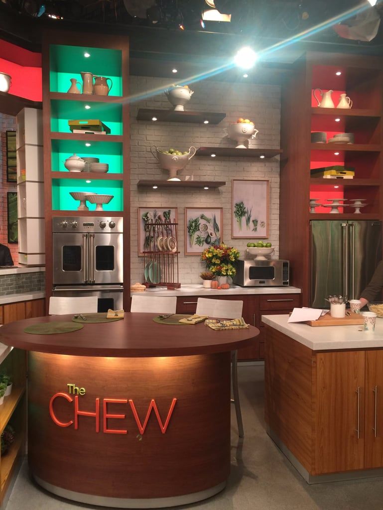 Behind the Scenes of ABC's The Chew