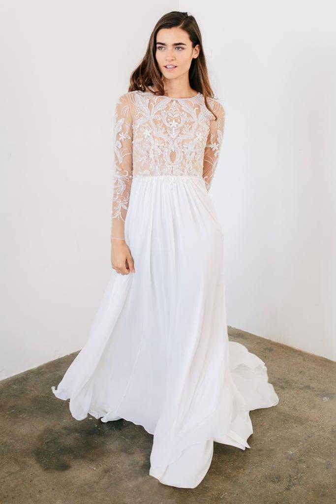 What Underwear Should I Wear With My Wedding Dress Popsugar Fashion