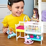 Barbie Skipper Babysitters INC Nursery Playset