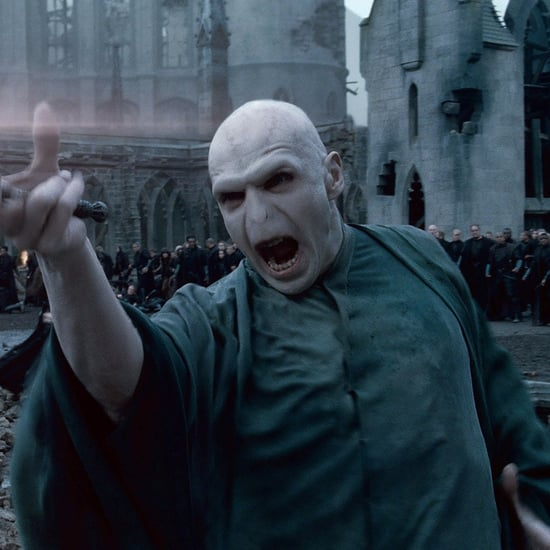 Ralph Fiennes Voldemort Laugh Meme