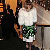 Anna Wintour at the Carnegie Hall Medal of Excellence gala at NYC's Waldorf-Astoria.