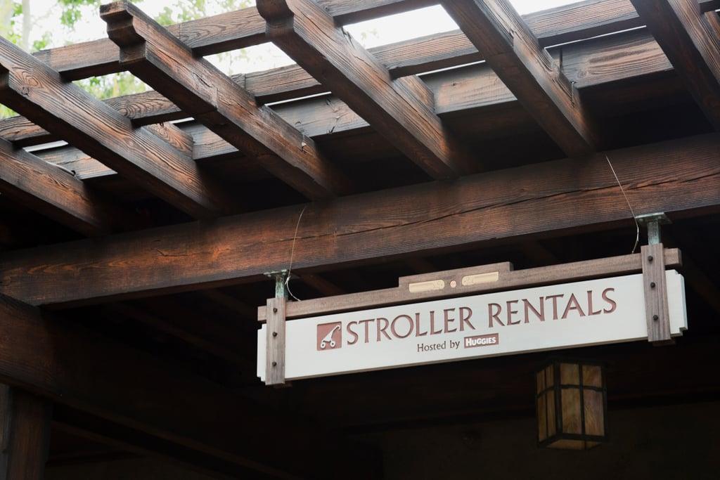 Rent a Stroller