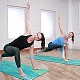 Do Group Yoga at School