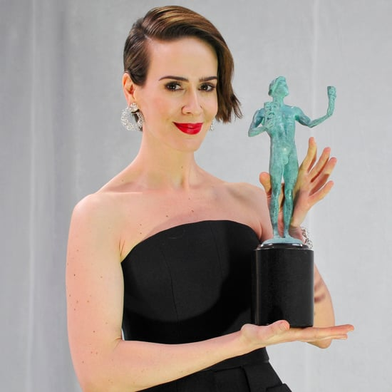 Sarah Paulson Speech Video at the 2017 SAG Awards