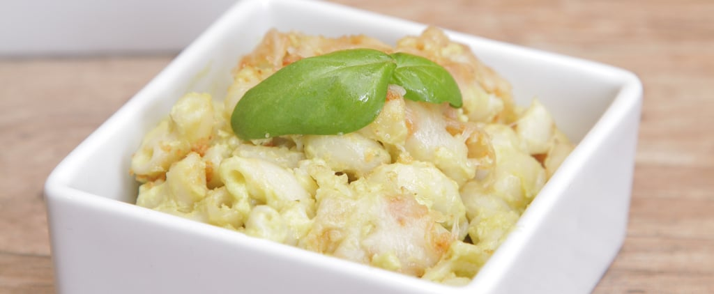 The Secret Ingredient to This Lower Calorie Mac and Cheese: Avocado