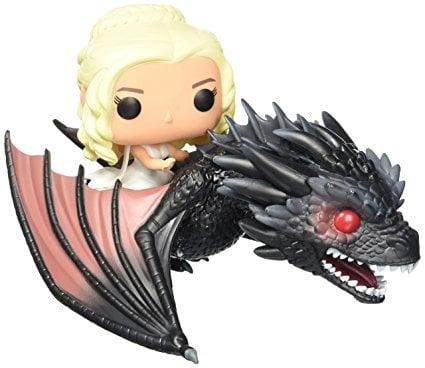 Daenerys and Drogon Funko Toy