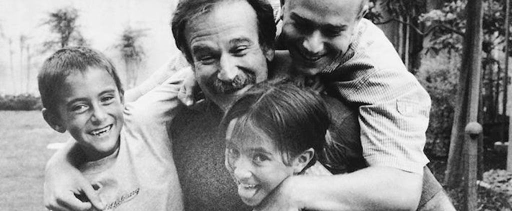Robin Williams Family Pictures