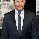 Bryan Cranston was on hand for the Argo premiere in Washington DC.