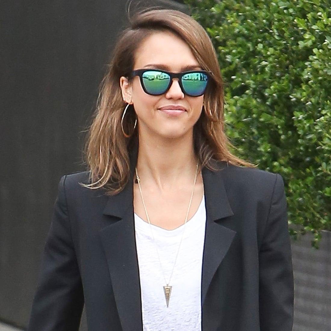 2367fcea9b0 Celebrities in Westward Leaning Sunglasses