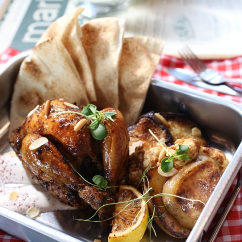 Middle eastern style chicken from dubais markette popsugar middle middle eastern style chicken forumfinder Gallery