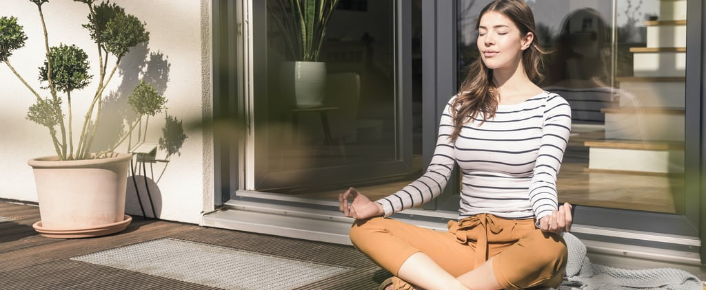 Reconnect With Nature With Outdoor Meditation