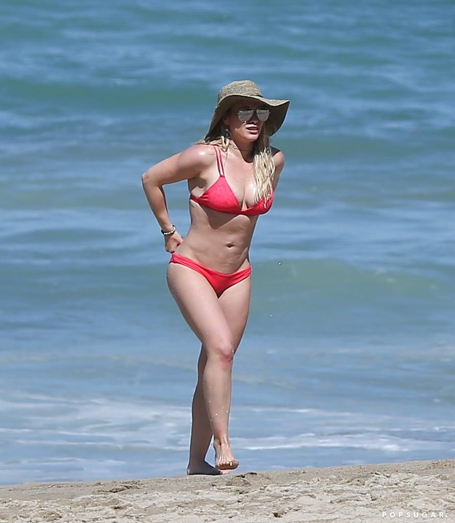 Hilary duff fotos de bikini