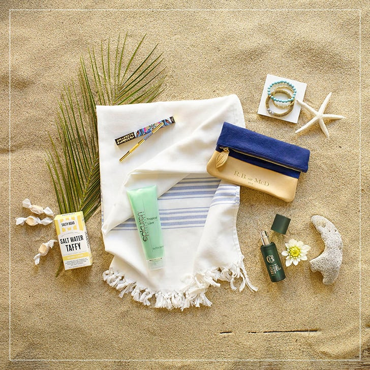 POPSUGAR Must Have Resort Box Contents April 2014 Reveal