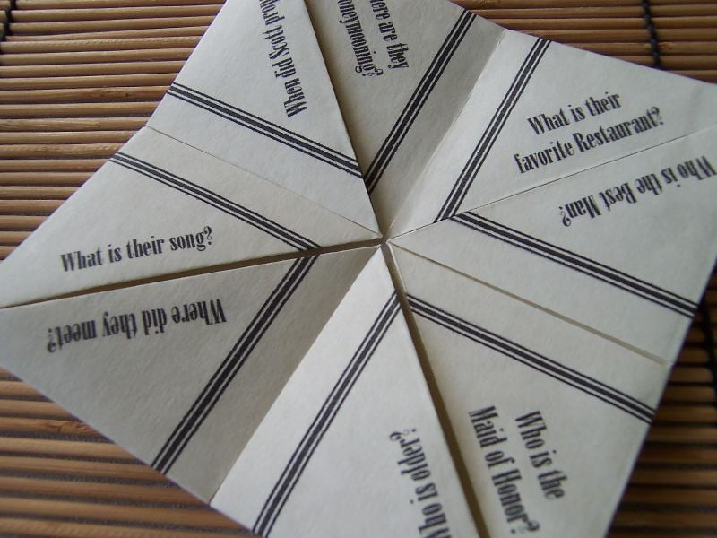 Etsy Find:  Hip Wedding Favors