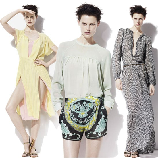Zara Spring Collection 2012
