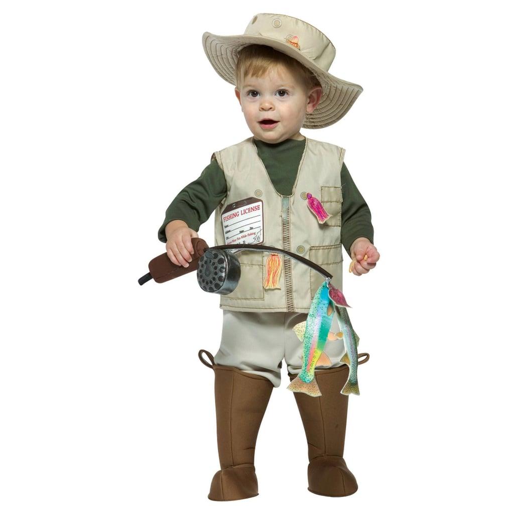 Toddler Boys' Fisherman Halloween Costume