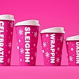 Dunkin' Holiday Cups