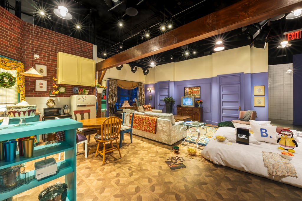 How to Stay Overnight at the Friends Experience in NYC