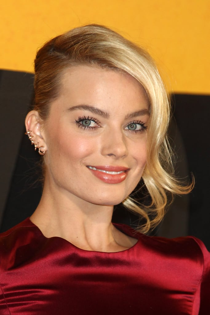 Margot Robbie's Hair and Makeup Looks