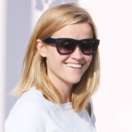 Reese Witherspoon Smiling With Her Family