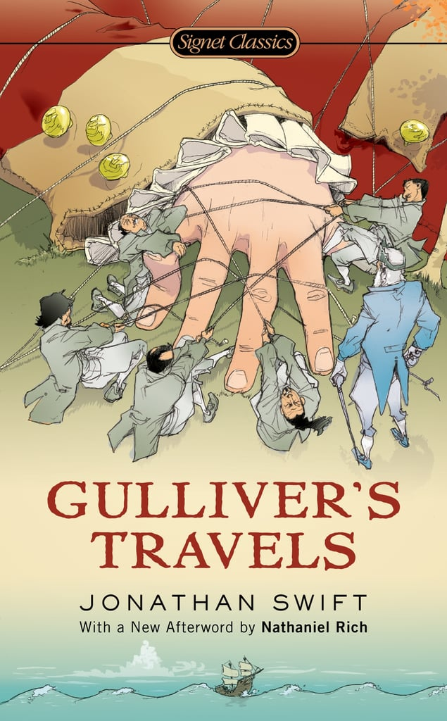 "A book that has inspired a common phrase or idiom (e.g., ""yahoo"" from Gulliver's Travels)"