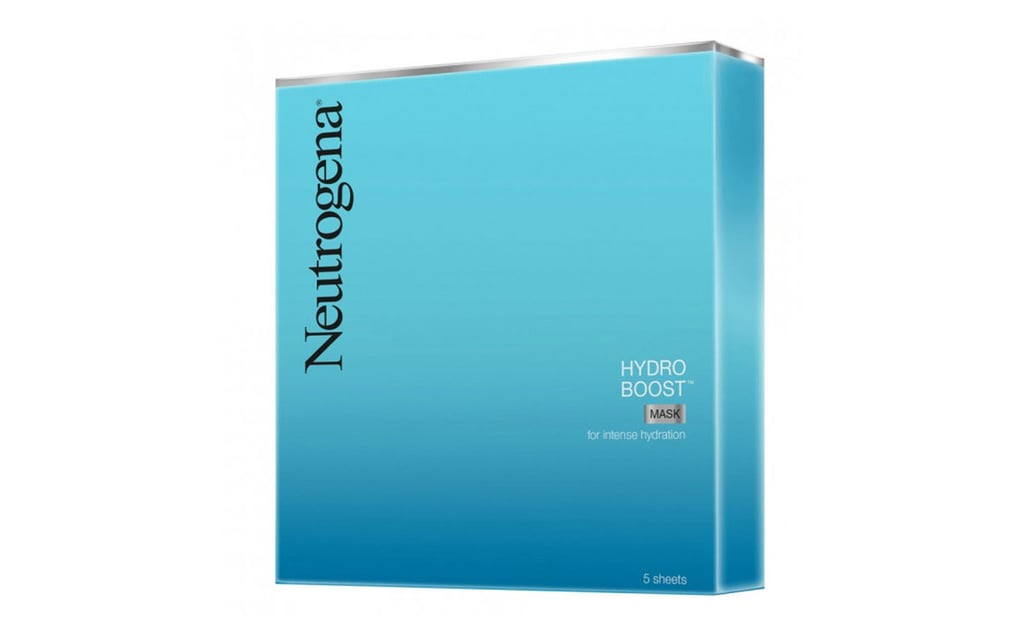 Keep your skin hydrated, radiant and glowing with Neutrogena Hydro Boost Mask 5 Pack ($11.99, previously $19.99).