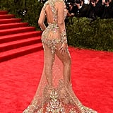 Beyonce's Dress at Met Gala 2015