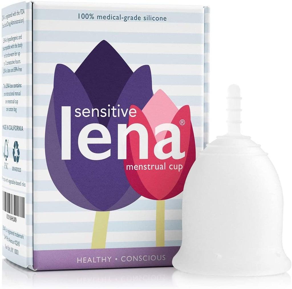Lena Menstrual Cup Sensitive