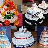 Have You Ever Made a Diaper Cake?