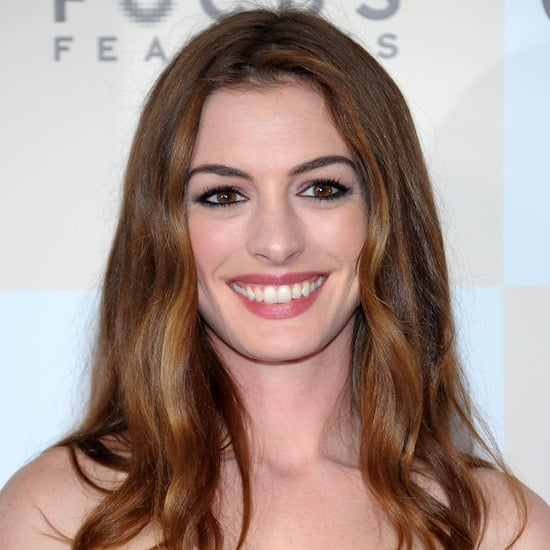 Anne Hathaway's Makeup Look At The Love And Other Drugs