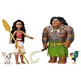 Moana Action Figure Set