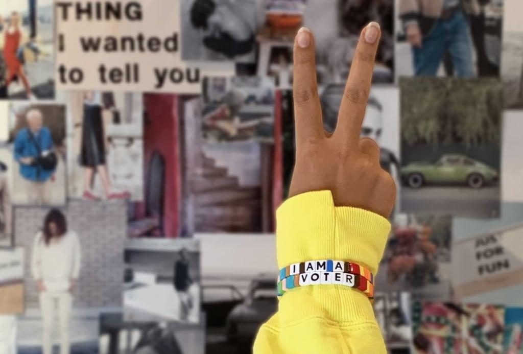 Roxanne Assoulin Voter Bracelet