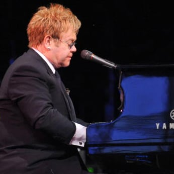 Elton John Welcomes Son!